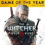 The Witcher 3: Wild Hunt – Game of the Year Edition Logo