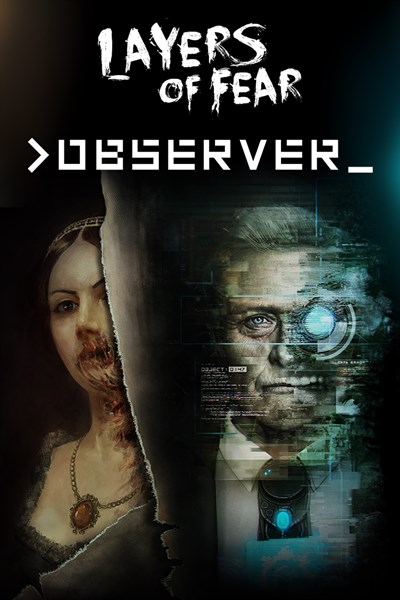 Layers of Fear + >observer_ Bundle