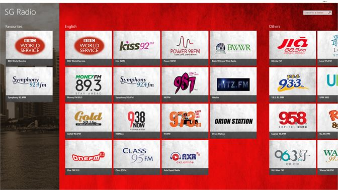 Get SG Radio - Microsoft Store