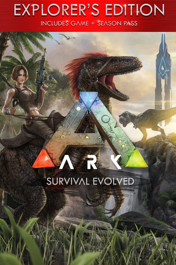 Buy ARK: Survival Evolved Explorer's Edition - Microsoft Store