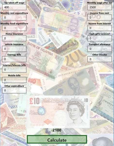 Finance Calculator Screenshots 1