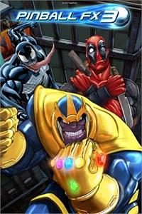 Carátula del juego Pinball FX3 - Marvel Pinball Season 2 Bundle