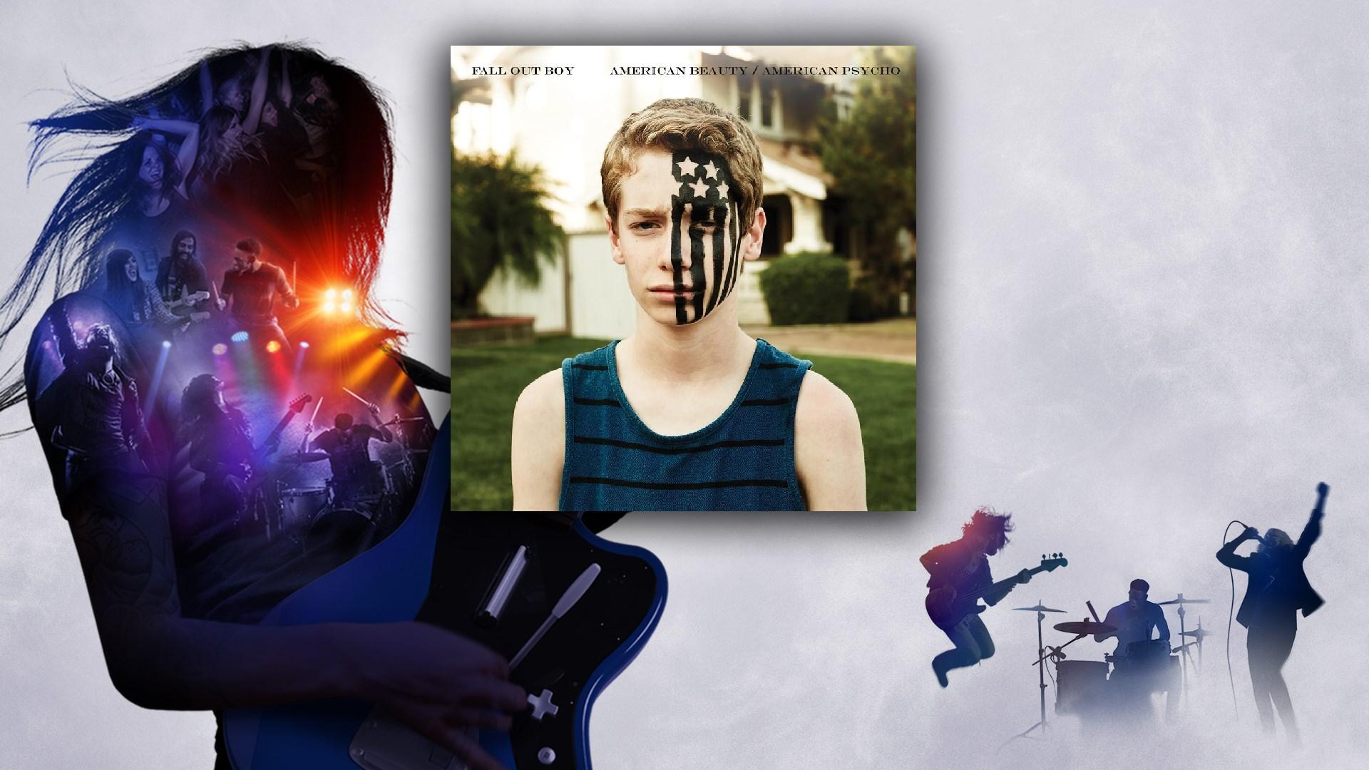 """Uma Thurman"" - Fall Out Boy"
