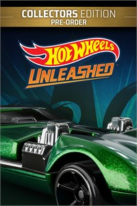 HOT WHEELS UNLEASHED™ - Collectors Edition - Xbox Series X S - Pre-order