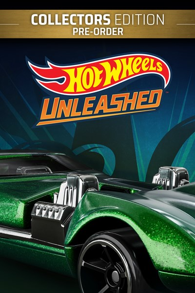 HOT WHEELS UNLEASHED™ - Collectors Edition - Pre-order