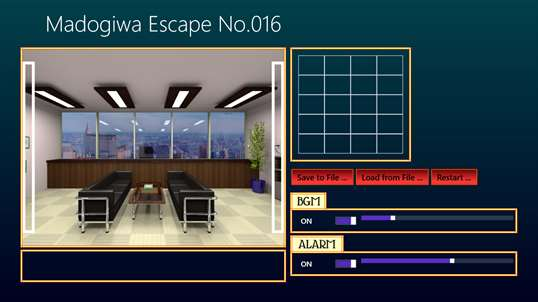 Madogiwa Escape No.016 screenshot 2