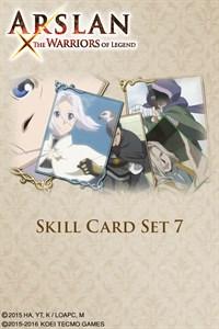 Skill Card - Set 7