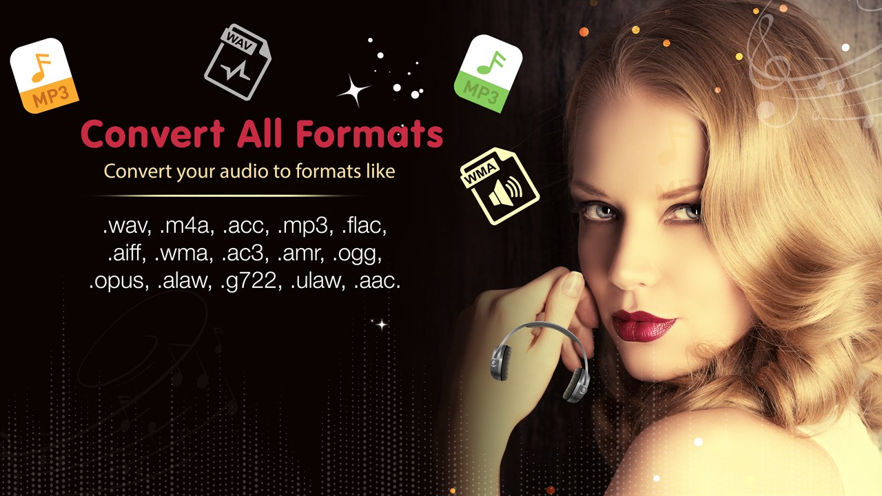 Any audio mp3 converter software, free download