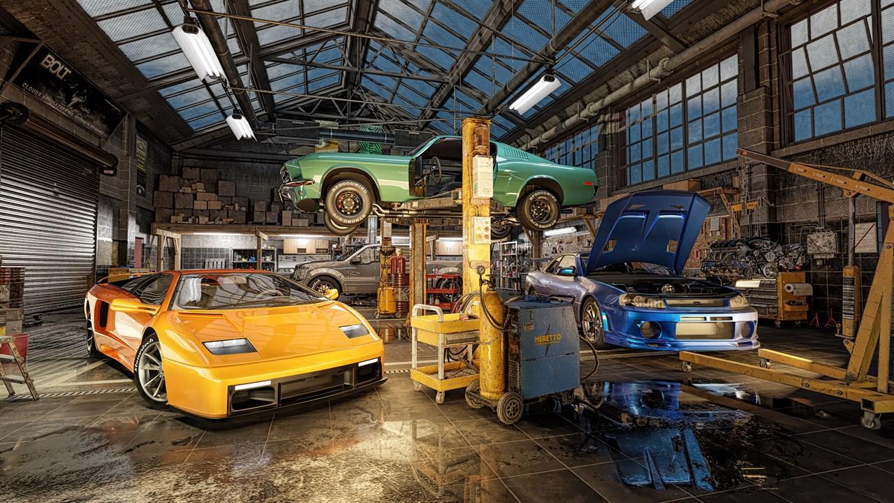 Comprar Car Mechanic Simulator 2021 - Microsoft Store pt-BR