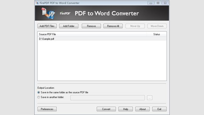 Buy PDF to Word Converter Full Version - FirePDF - Microsoft Store