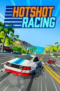 Carátula para el juego Hotshot Racing de Xbox 360