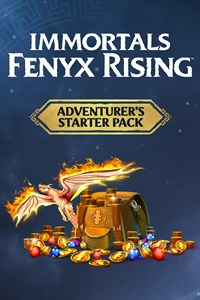 Immortals Fenyx Rising Adventurer's Starter Pack (3,000 Credits + Items)