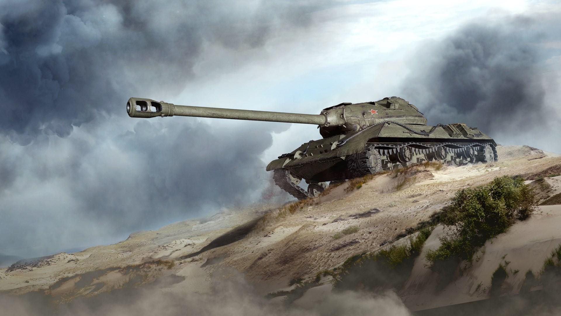 World of Tanks – Kirovets-1