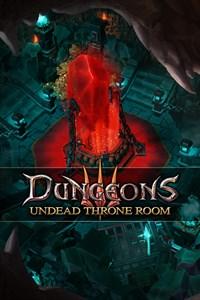 Carátula del juego Dungeons 3 - Undead Throne Room