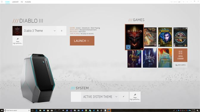 Get Alienware Command Center - Microsoft Store