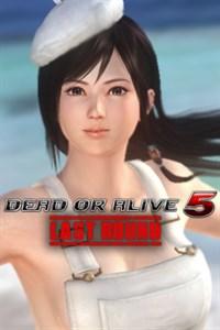 DEAD OR ALIVE 5 Last Round Jardineiras da Kokoro
