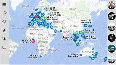 Libya Live Map