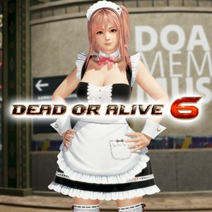[Revival] DOA6 Maid Costume - Honoka Xbox One