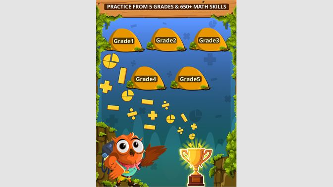 Get Math Games for Kids Grade 1 to 5 - Addition Subtraction