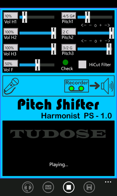 pitch shifter pedal for windows 10 free download on 10 app store