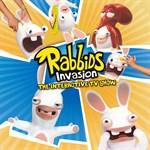Rabbids Invasion : The Interactive TV Show Logo