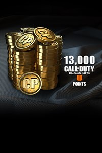 13,000 Call of Duty®: Black Ops 4 Points