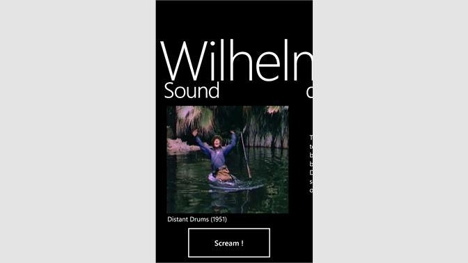Get Wilhelm Scream - Microsoft Store