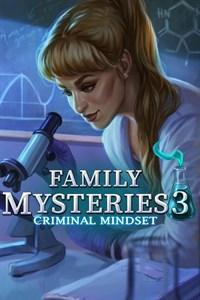 Family Mysteries 3: Criminal Mindset (Xbox Version)