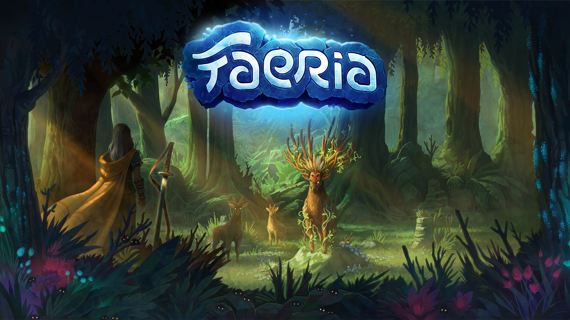 A screenshot from this week's spotlighted game [Faeria]