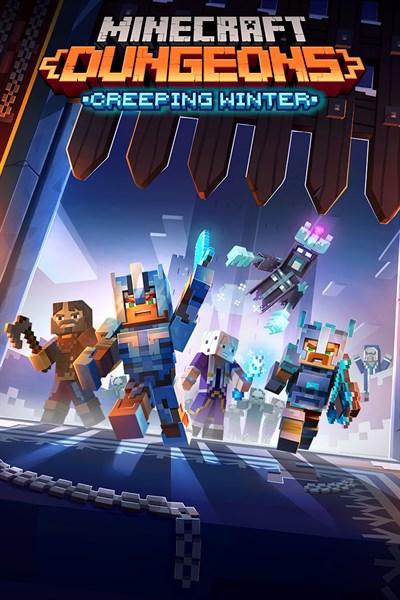 Minecraft Dungeons: Creeping Winter - Windows 10
