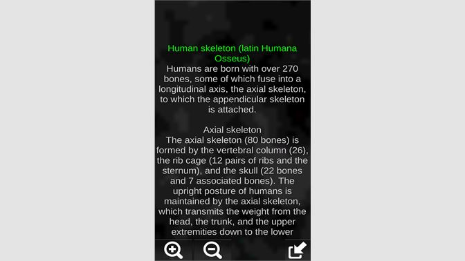 Get Human skeleton (Anatomy) - Microsoft Store