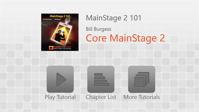 Buy MainStage 2 101 - Core MainStage 2 - Microsoft Store en-ZA
