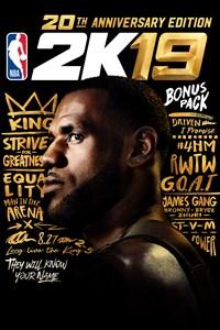 NBA 2K19 20th Anniversary Edition-bonus