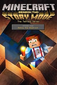 Carátula del juego Minecraft: Story Mode - Season Two - Episode 4