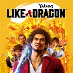 Yakuza: Like a Dragon Logo