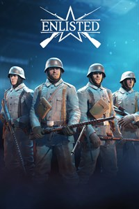 """Enlisted - """"Battle of Moscow"""": MG 30 Squad"""
