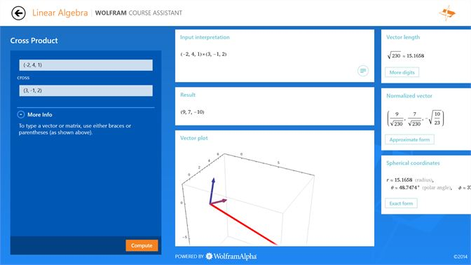 Buy Linear Algebra Course Assistant - Microsoft Store