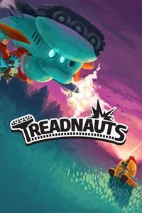 Carátula para el juego Treadnauts de Xbox 360