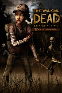 Carátula para el juego The Walking Dead: Season Two de Xbox One