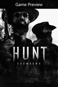 Carátula para el juego Hunt: Showdown (Game Preview) de Xbox One