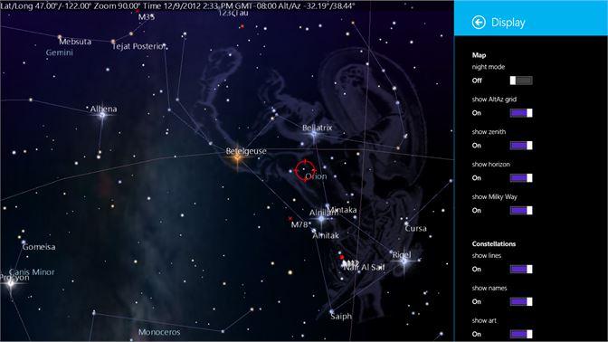 Get SkyMap Free Microsoft Store - Star map generator