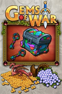 Gems of War - Mini Pacote VIP