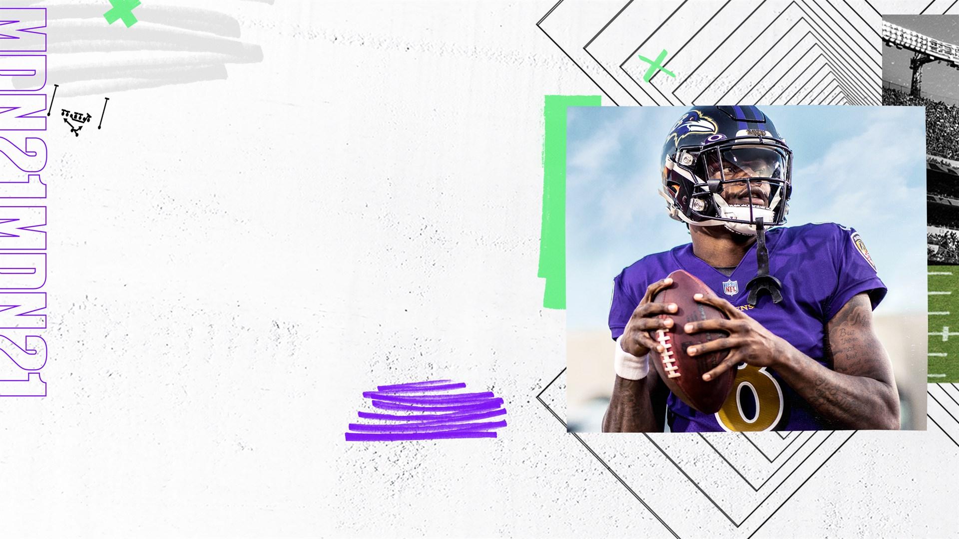 《MADDEN NFL 21》- 5,850 Madden 點數