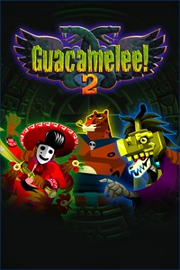 Guacamelee! 2 - Three Enemigos Character Pack