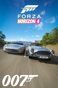 Carátula del juego Forza Horizon 4 Best of Bond Car Pack