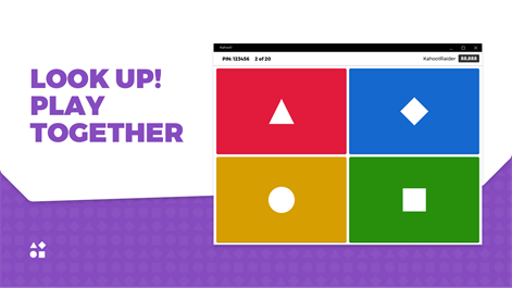 Kahoot! Play Screenshot