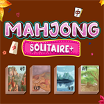 Mahjong Solitaire+ : Excellent Mental Workout Game Logo
