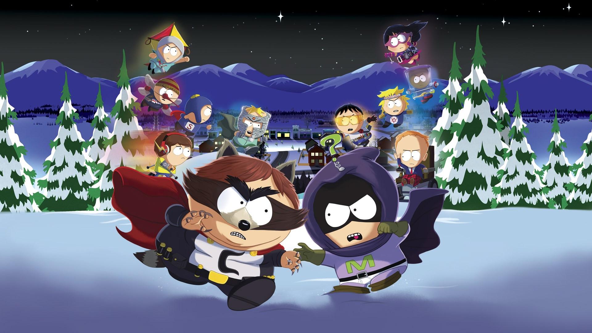 Comprar South Park™: A Fenda que Abunda Força™ - Gold Edition - Microsoft  Store pt-BR