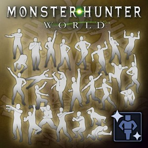 Monster Hunter: World - Complete Gesture Pack Xbox One