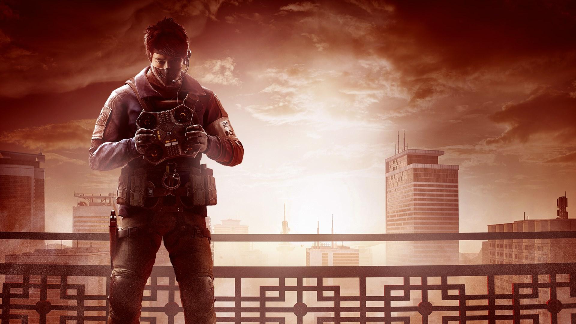 Buy Tom Clancy S Rainbow Six Siege Echo Microsoft Store